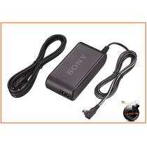 Sony Pro Handycam Nex Vg10 Adaptador Eliminador Ac Pw10am