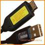 Cable Usb Original Samsung Para Camara Digital Tl205 Tl210