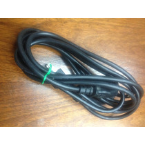 Cable Corriente Para Computadora Impresora O Monitor 1.5 Mt