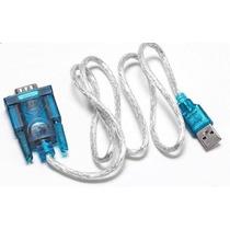 Adaptador Usb Serial 9 Pin Db9 Cable Serial Com