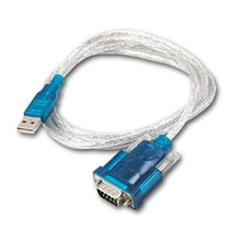 Cable Convertidor Puerto Usb A Serial Db9 Rs232 P Pc Laptop