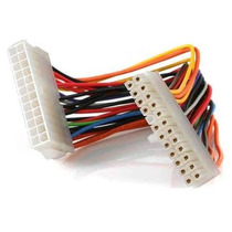 Cable Extension Fuente Poder 24 Pin Macho 24 Pin Hembra Hm4
