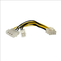 Cable Adaptador De Energia (8 Pin A 4 Pin) Con Lp4 Hm4