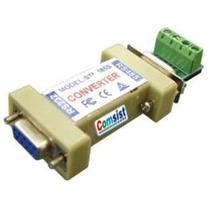 Convertidor Rs232 A Rs485, Control De Ptz, Dvr, Adaptador