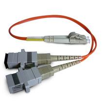 Convertidor Fibra Optica Enson Duplex Sc A Lc +c+