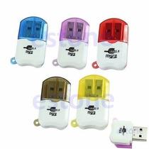 Adaptador Usb 2.0 De Micro Sd Card Memoria