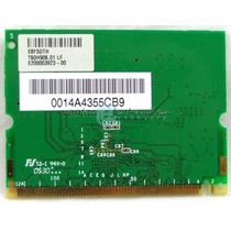 Tarjeta Inalambrica Wireless Mini Pci Para Laptops-bcm9 Ipp3