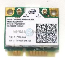 Tarjeta Wireles Intel Centrino Advanced-n 100 Ipp3