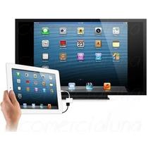 Adaptador Hdmi Con Cargador Mini Usb Para Ipad2 Iphone4 Vbf
