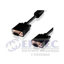 Efi-acccable64 Cable Svga 11 Mts, Macho - Macho Efitec