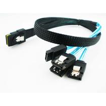 Cable Raid Mini Sas Sff-8087 A 4 Sata O 4 Sas 50cm $ 950.00