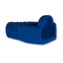 Dtc - Generico - Plug Protector Bota Rj45 Color Azul Paquete
