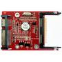 Adaptador De Tarjeta Compact Flash (cf) A Sata Para Laptop