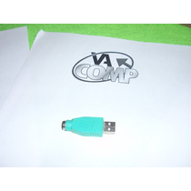 Daptador Mouse Conector Ps/2 Minidin A Usb - Macho