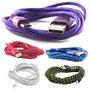 Cable Usb Uso Rudo 3 Metros Micro Usb Celulares