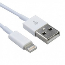 Cable Datos Iphone 5 5s Lightning Cargador Usb Ipad Air Ipod