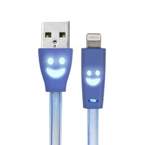 Cable Lightning Con Led Iphone 5 5s Ipad Ipod Touch Usb