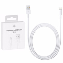 Cable Lightning Original Apple 2m Iphone 5 5s 6 6s Ipad