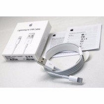 Cable Lightning Usb Iphone 5 6 Nuevo Apple Original En Caja