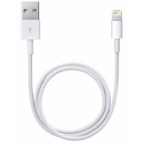 Cable Usb Iphone 5 Lighting Ipad Mini Cargador Planetaiphone