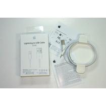 Cable Apple Lightning Iphone 5 6 Ipad Nuevo Original Caja