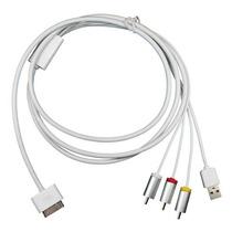 Cable Para Ipod Y Phone Para Cargar Y Video De Rca