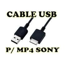 Cable Usb Para Sony Walkman Mp3/mp4!!!