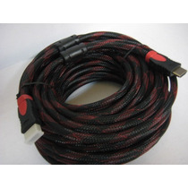 Cable Hdmi 15 Mts Metros.full Hd Version 1.4 Alta Velocidad