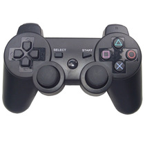 Control Inalambrico Para Ps3 Negro Dualshock Recargable