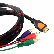Cable Hdmi Full Hd 1080p A Rca 1.5m