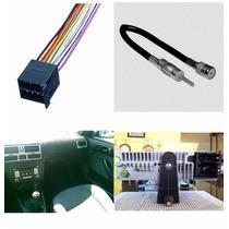 Cable Arnes Y Antena Estereo Volkswagen Clásico 2002 A 2014