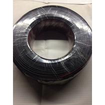 Cable Para Bocina 2x22 Bicolor 100m