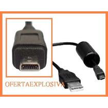 Cable Usb P/tansferir Datos Camara Sony Cybershot