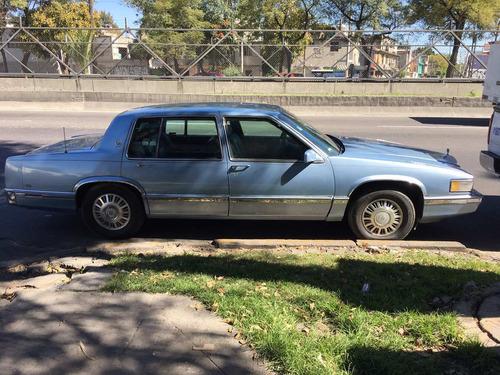 Cadillac Deville Sedan Deville 1991