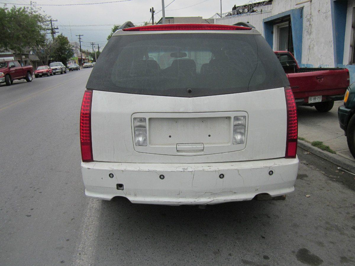 Cadillac Srx 2004 En Partes A O 2004 100 Km Mexico