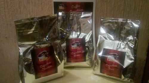 Cafe Capuchino Especial Para Maquinas Vending