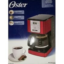 Cafetera Oster De 12 Tazas