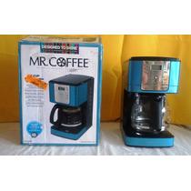 Cafetera Mr. Coffe Jwx36mb