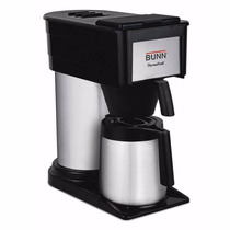 Cafetera Percoladora Jarra De Acero 10 Tazas Bunn Mod Btx