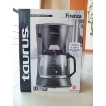 Cafetera Taurus Firenza 12tz