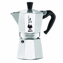 Cafetera Express Bialetti Hecha En Italia 6 Tazas Caffe Moka