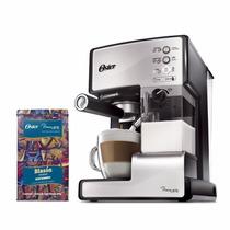 Oster Cafetera Automática Para Cappuccino, Latte Y Espresso