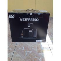 Totalmente Nueva Cafetera Nespresso Umilk Black
