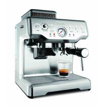 Cafetera Breville Barista Bes860xl Expresso Nueva En Su Caja