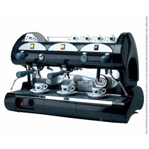 Cafetera Semi Automática Bar 2m De 2 Grupos