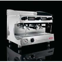 Máquina Para Café Sanremo Mod. Capri Semiutomática 2 Grupos