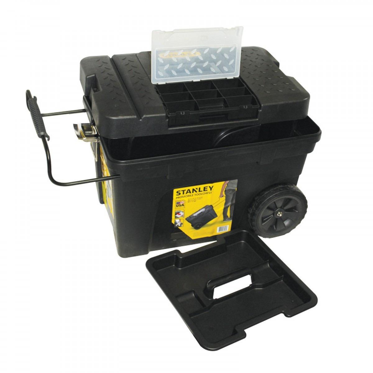 Caja para herramientas con ruedas 033026r stanley 680 - Caja herramientas con ruedas ...