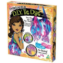 Tie Dye Kit - Imaginista Bricolaje Haga Su Propia Joyería B