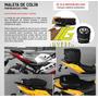 200ns Alforja Textile Maleta Para Motocicleta Colin Fz 16