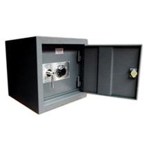 Caja Fuerte De Acero 45x45x45 Con Puerta Exterior (cofre)